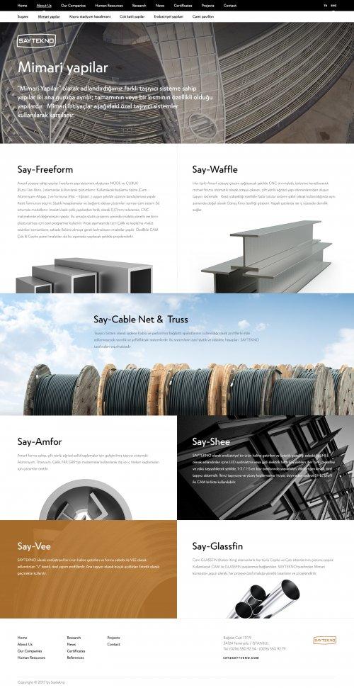 Say Tekno Web Tasarım