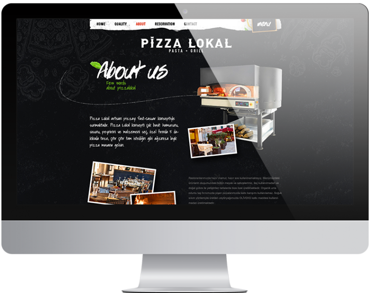 Pizza Lokal